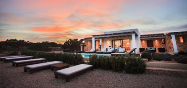 Ville di lusso a Formentera