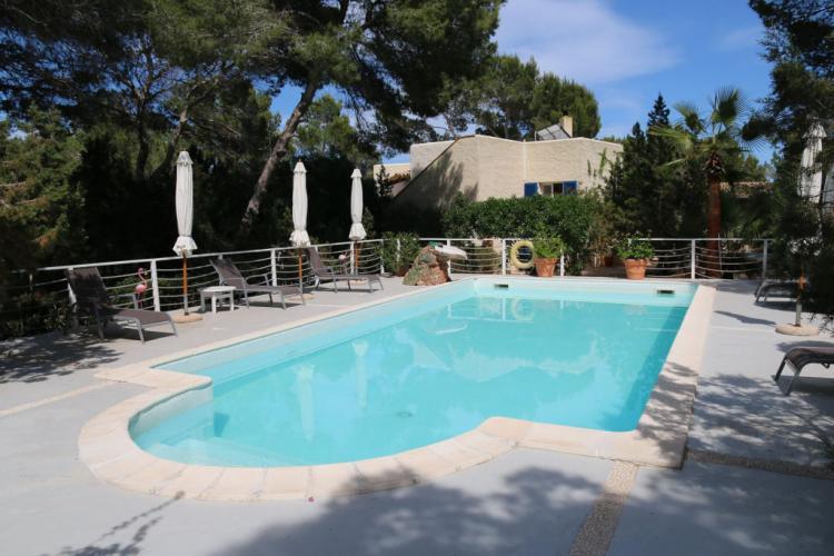 Bellissima villa a Formentera ideale per famiglia numerosa o gruppo di amici