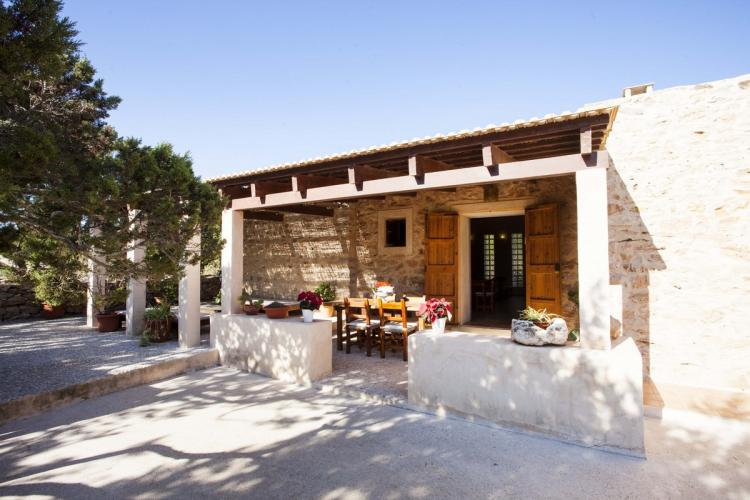 Beautiful cottage in Formentera, ideal for families