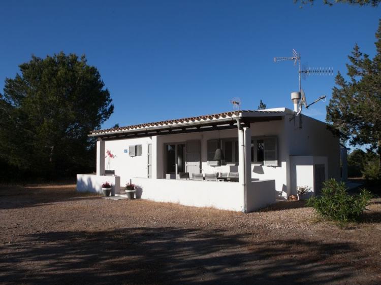 Villa a Formentera idilliaca e accogliente, situata in una zona di massimo relax