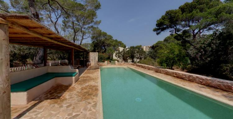 Spaziosa villa a Formentera a breve distanza da Cala Saona