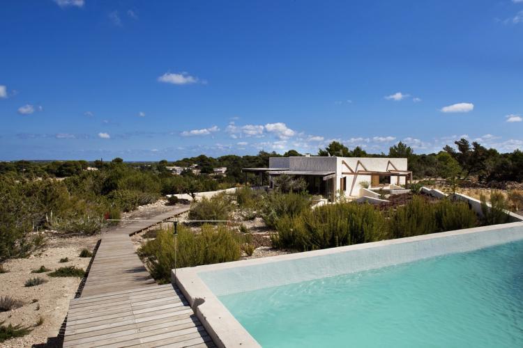 Spaziosa e spettacolare villa di lusso a Formentera