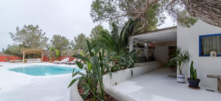 Villa di lusso a Formentera a soli 100 metri dalla spiaggia di Migjorn.