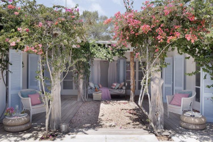 Deliziosa villa a Formentera a pochi passi dalla spiaggia
