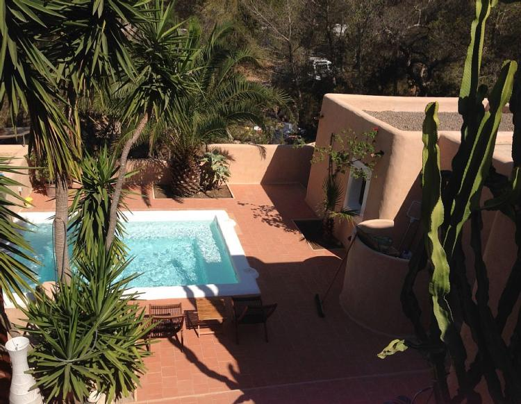 Villa a Formentera con piscina, corta distanza a Cala Saona
